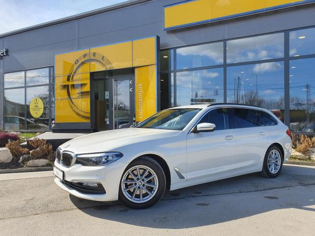 BMW 520d Touring (Automata) MAGYARORSZÁGI! 1 ÉV GARANCIA!
